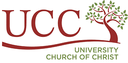 University Church of Christ Retina Logo